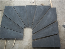 G654 Granite Polished Stairs Project