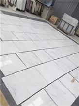 Greece Ariston Kavala White Marble Tiles Slabs
