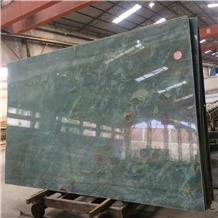 Iran Green Marble Slabs Tiles