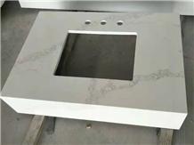 Artificial Quartz Vanity Top