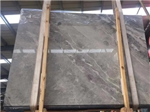 Cheap Natural Abba Grey Marble Slab for Building