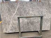 China Ice Grey Marble Slab 18mm