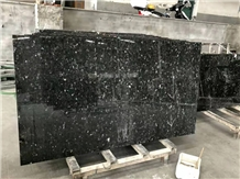 Emerald Green Star Granite Slab Block Cut