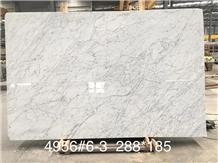 Italy Carrara White Marble Slab