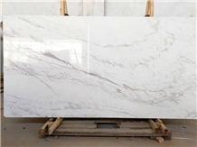 New Quarry Volakas White Slab