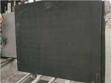 Zimbabwe Black Granite Slab Tiles Fountain