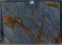 New Louise Blue Quartzite Slabs