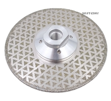 Electroplated Cut Disc