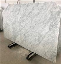 Bianco Carrara Cd Marble Slabs, Tiles