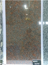 Asia Red Granite Tiles, Slabs Cut to Size