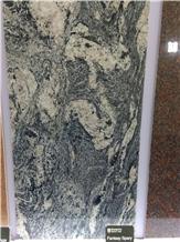 Fantasy Spary Granite Slabs, Slabs