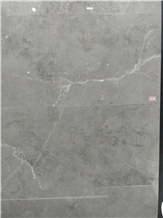 Hermes Gray Marble Slabs, Tiles