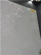 White Crystal Marble Slabs, Tiles