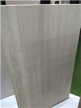 White Wood Grain Marble Slabs,Tiles