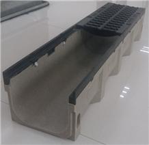 Polymer Concrete Drainage Channel