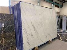 Ghorveh White Marble Slabs