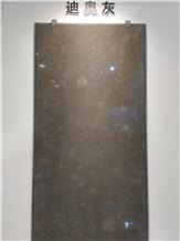 Dior Grey Marble Slabs, Tiles