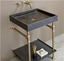 Blue Stone Sink,Basin,Shower,Bowl,Limestone