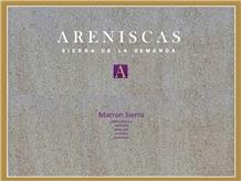 Arenisca Marron Sierra - Brown Sierra De La Demanda Sandstone