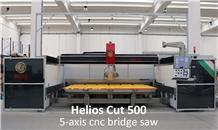 Helios Cut 500 Bridge Saw CNC Bridge Cutting Machine