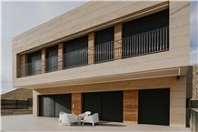 Albamiel Sandstone Exterior Wall Tiles