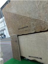 Negin Brown Limestone Blocks