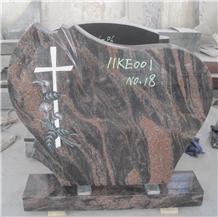 Graveyard Cemetery Headstone Gravestone