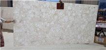 White Quartz Crystal Stone/ Hematoid Quartz Rough