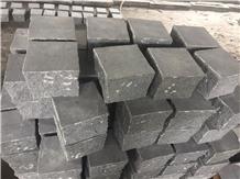 Viet Nam Cobble Dark Granite