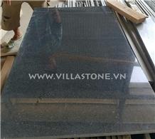 Viet Nam Dark Grey Galaxy Granite Polished