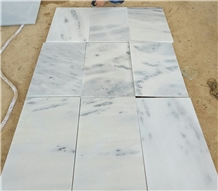 Vietnam White Marble with Vein