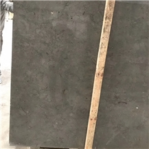 German Jura Dark Gray Color Limestone Slab