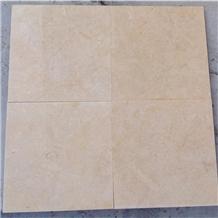 Jerusalem Gold Limestone Tile,Jerusalem Cream