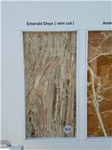 Emerald Onyx Slabs,Tiles