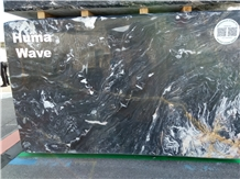 Huma Wave Marble Blocks