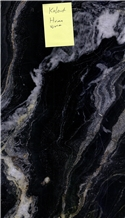 Huma Wave Marble Tiles, Slabs