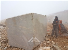 Marmaran Golden Grey Marble Blocks