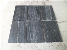Negro Santiago Granite,G302 Wood Grain Black