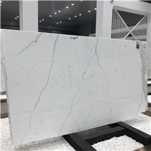 Italy Calacatta White Marble Slab and Tile
