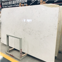 Italy Carrara White Marble Slab and Tile