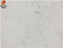 Artificial White Quartz Stone Slab,Wall Covering