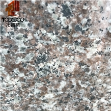 G648 Zhangpu Rose Granite Small Slab