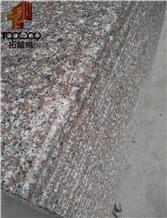 G664 China Pink Granite Stair Step