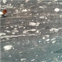 Hot Sale Ocean Star Black Marble Slab