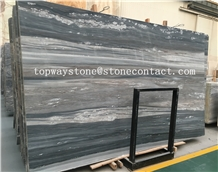 Italy Palissandro Blue Marble for Hotel Decoration