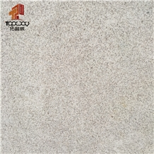 Pearl White Gray Lily Granite Polished&Flamed