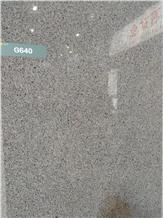 G640 Granite Slabs, Tiles