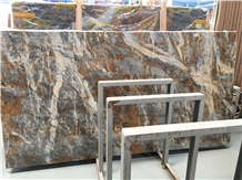 Italy Blue Jean Marble Slab,Blue Forest Marble
