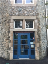 Heritage Restoration with Gabriola Sandstone