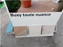 Buxy Toute Nuance Limestone Slabs, Tiles